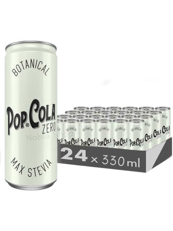 POP COLA ZERO 0.33L X 24