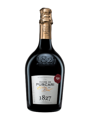CUVÉE DE PURCARI ALB EXTRA BRUT 0.75L