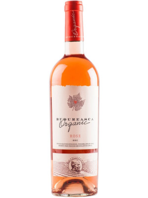 BUDUREASCA - ORGANIC ROSE SEC 0.75L