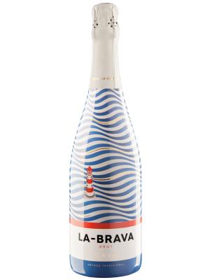 LA-BRAVA BRUT 0.75L