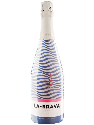 LA-BRAVA ROSE BRUT 0.75L