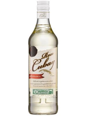 RON CUBAY CARTA BLANCA 0.7L