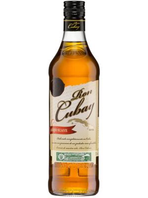 RON CUBAY ANEJO SUAVE 0.7L