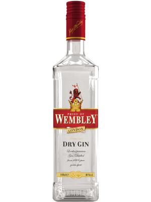 WEMBLEY DRY GIN 1L