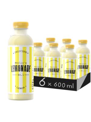 MERLIN'S LEMONADE N0.1 - LĂMÂIE 0.6L X 6