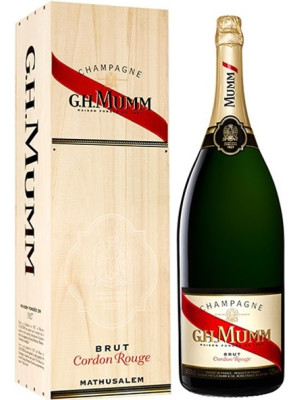 MUMM CORDON ROUGE MATHUSALEM 6L