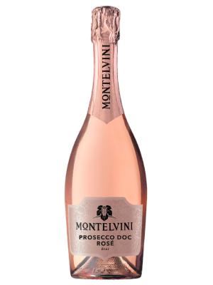 MONTELVINI PROSECCO MILLESIMATO ROSE DOC 0.75L