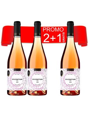 PACHET CRAMA GÎRBOIU - EPICENTRUM ROSE 2+1