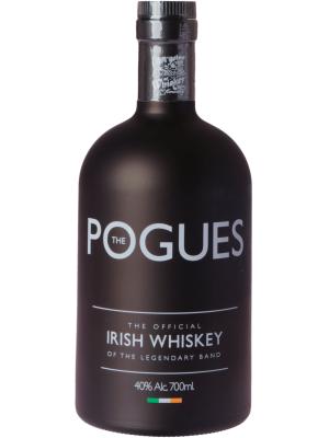 THE POGUES IRISH WHISKEY 0.7L