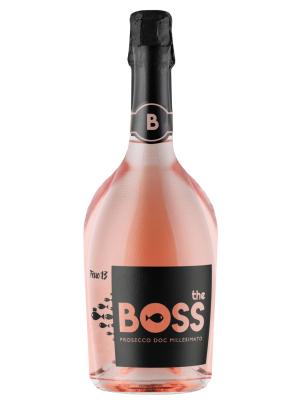 FERRO 13 THE BOSS PROSECCO ROSE DOC MILLESIMATO BRUT 0.75L