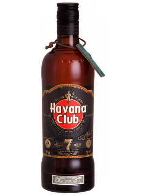 HAVANA CLUB ANEJO 7 ANI 0.7L