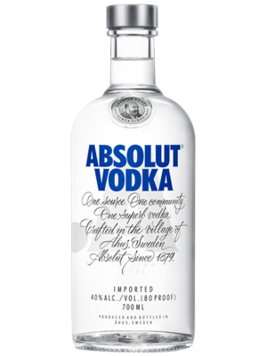 ABSOLUT BLUE 0.7L