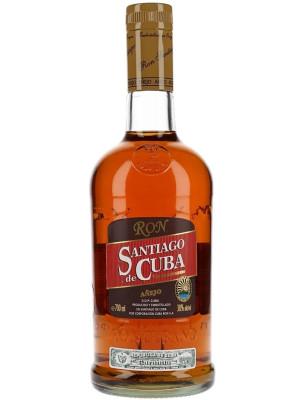 SANTIAGO DE CUBA ANEJO 0.7L