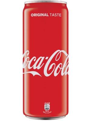 COCA-COLA GUST ORIGINAL 0.33L