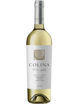 COLINA PIATRA ALBA CHARDONNAY & VIOGNIER & FETEASCA ALBA 0.75L