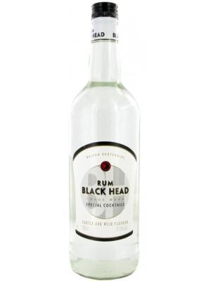 MAISON CENTENAIRE - BLACK HEAD WHITE RUM 1L