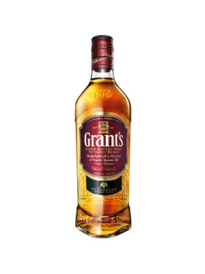 GRANT'S SCOTCH WHISKY THE FAMILY RESERVE 1L