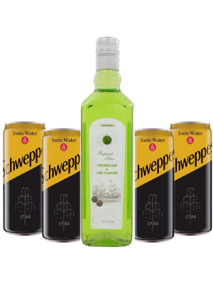 PACHET IMPERIAL LIME TONIC