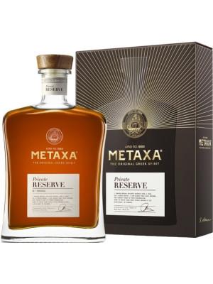 METAXA PRIVATE RESERVE BRANDY 0.7L