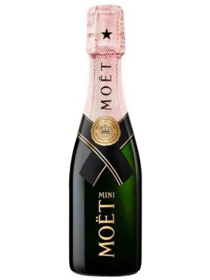 MOËT & CHANDON IMPERIAL ROSE CHAMPAGNE BRUT 0.2L