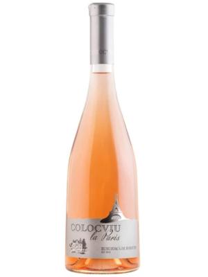 COTNARI - COLOCVIU LA PARIS BUSUIOACĂ DE BOHOTIN ROSE 0.75L