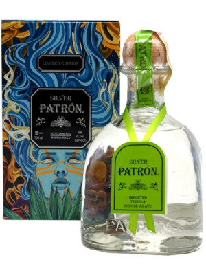 PATRON TEQUILA MEXICAN HERITAGE 0.7L