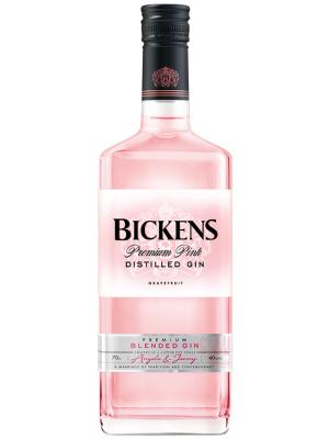 BICKENS PINK GRAPEFRUIT GIN 0.7L