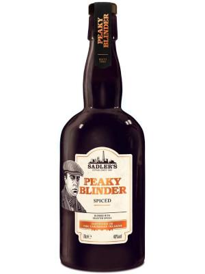 PEAKY BLINDER BLACK SPICED RUM 0.7L