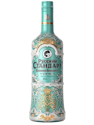 RUSSIAN STANDARD SPECIAL EDITION HERMITAGE 0.7L