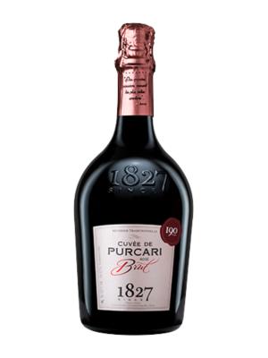 CUVÉE DE PURCARI ROSÉ BRUT 0.75L