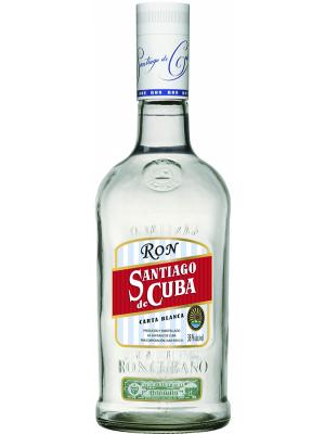 SANTIAGO DE CUBA CARTA BLANCA 0.7L