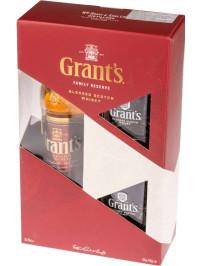 GRANT'S TRIPLE WOOD 0.7L + 2 PAHARE