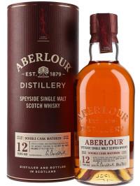 ABERLOUR 12 ANI DOUBLE CASK MATURED 0.7L
