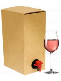 BAG IN BOX CRAMA CEPTURA ROSE DEMISEC 10L