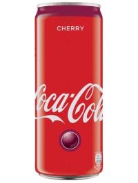 COCA-COLA CHERRY 0.33L