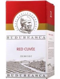 BAG IN BOX BUDUREASCA RED CUVEE 2L