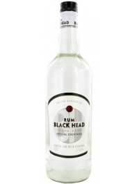 MAISON CENTENAIRE - BLACK HEAD WHITE RUM 0.7L
