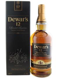 DEWAR'S SPECIAL RESERVE 12 Y.O.  0.7L