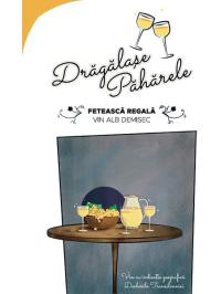BAG IN BOX JIDVEI - DRĂGĂLAȘE PĂHĂRELE - FETEASCĂ REGALĂ DEMISEC 5L