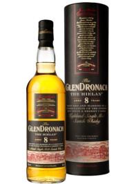 GLENDRONACH THE HIELAN 8 Y.O. 0.7L