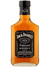 JACK DANIEL'S OLD NO. 7 WHISKY 0.2L