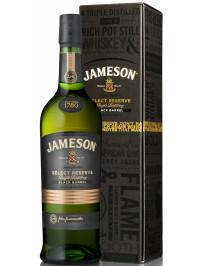 JAMESON SELECT RESERVE BLACK BARREL 0.7L