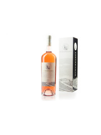 BUDUREASCA PREMIUM ROSE DEMISEC MAGNUM 1.5L