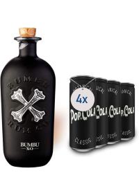 BUMBU XO 0.7L + 4 POP COLA CLASSIC 0.33L