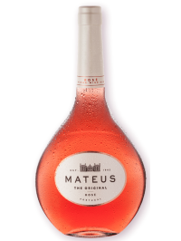 MATEUS ROSE DOP PLUTĂ  0.75L