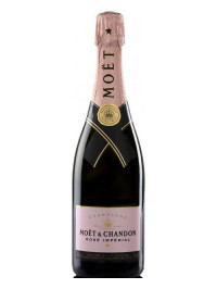 MOËT & CHANDON IMPERIAL ROSE CHAMPAGNE BRUT 0.75L