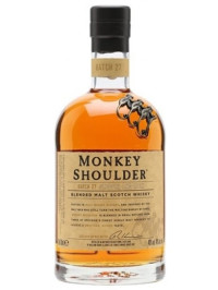 MONKEY SHOULDER WHISKEY 0.7L