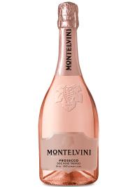 MONTELVINI SERENITATIS PROSECCO MILLESIMATO ROSE BRUT 0.75L