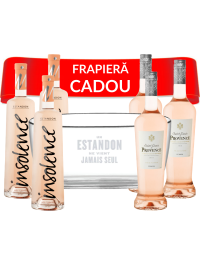 PACHET ESTANDON PROVENCE ROSE
