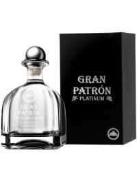 GRAN PATRON PLATINUM TEQUILA 0.7L